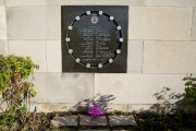 Plaque commémorative du drame de l'École Polytechnique de... (La Presse) - image 1.0