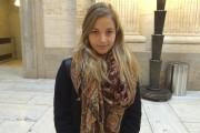 Alexandra Tourigny-Fleury, porte-parole de l'AGEFLESH... (La Tribune, René-Charles Quirion) - image 2.0