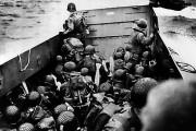 Le débarquement de Normandie, le 6 juin 1944,... (Archives Marine Américaine) - image 3.0
