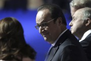 François Hollande a lancé un appel à tous... (AFP, Philippe Wojazer) - image 2.0