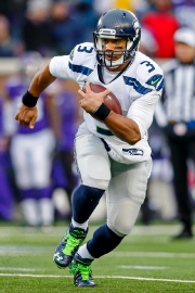 Russell Wilson et les Seahawks ont remporté 7... (Photo Bruce Kluckhohn, USA Today) - image 3.0
