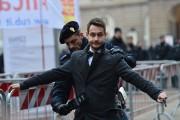 Pas moins de 700 agents des forces de... (PHOTO AFP) - image 2.0