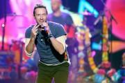 Le chanteur de Coldplay, Chris Martin, lors des... (AP, Matt Sayles/Invision) - image 1.0