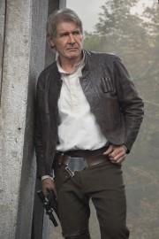 Harrison Ford avait demandé à George Lucas de... (Fournie par Disney) - image 1.0
