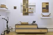 Geneviève Gaboury a réalisé ce meuble multifonctionnel en... (Le Soleil, Yan Doublet) - image 2.0