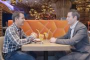 Jeff Fillion en entrevue avec Dominique Brown de... (Tirée de 100% Jeff Fillion) - image 4.0