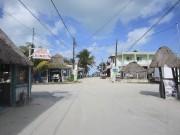 Tranquillité assurée dans l'île de Holbox : on... (PHOTO SOPHIE OUIMET, ARCHIVES LA PRESSE) - image 1.0