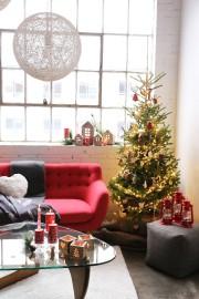 Les sapins de Noël s'affinent et rapetissent pour... (PHOTO ANNE BRUN, FOURNIE PAR ZONE MAISON) - image 2.0