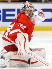 Petr Mrazek a disputé 16 matchs cette saison,... (Photo Marc DesRosiers, USA Today) - image 1.0