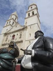 C'est sur la route entre Mérida et Campeche... (La Tribune, Jonathan Custeau) - image 2.0