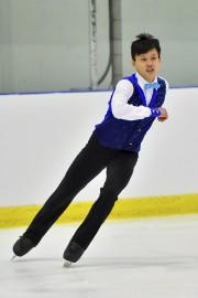 Le patineur artistique gatinois Joseph Phan... (Courtoisie, Skate Canada) - image 2.0