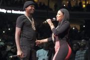 Meek Mill et Nicki Minaj... (AP, Owen Sweeney) - image 5.0