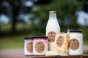 La ferme Vallée verte confectionne divers produits laitiers,... (PHOTO EDOUARD PLANTE-FRÉCHETTE, ARCHIVES LAPRESSE) - image 1.1