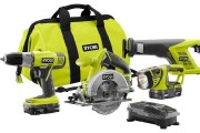 Ensemble Ryobi One + Super Combo Kit... (PHOTO FOURNIE PAR PHOTO RYOBI) - image 2.0