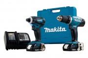 Ensemble de deux outils sans fil Makita 18V.... (PHOTO FOURNIE PAR MAKITA) - image 3.0