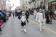 Quelques soldats de la garnison ont participé au... (Courtoisie Mike Crooker, Capital City Garrison) - image 2.0