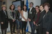 La présidente-directrice générale du CIUSSS du Saguenay-Lac-Saint-Jean, Martine... (Photo Le Quotidien, Michel Tremblay) - image 2.0