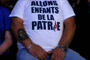 Supporters attend the announcement of French National Front... - image 1.0