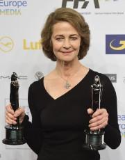 L'actrice britannique Charlotte Rampling a été récompensée pour... (Photo John Mac Dougall, AFP) - image 1.0