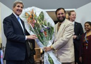Le Secrétaire d'État américain John Kerry s'est vu... (Photo Mandel Ngan, AFP) - image 2.0