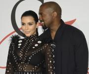 Kim Kardashian et Kanye West... (Photothèque Le Soleil) - image 2.0