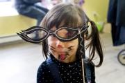 La petite Élise a participé à la guignolée.... (Martin Roy, LeDroit) - image 2.0