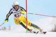 Laurence St-Germain a terminé34edu slalom d'Are, dimanche, à... (fournie par Canada Alpin, Pentaphoto) - image 3.0