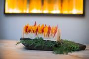 Dans sa cuisine de restaurant, Antonin... (PHOTO OLIVIER PONTBRIAND, LA PRESSE) - image 8.0