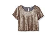 T-Shirt à paillettes (Petites) chez Reitmans, 50 $... - image 2.0