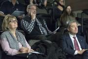 Claire Charbonneau, Gérald O'Shaunessy et le député François-Philippe... (Stéphane Lessard) - image 1.0