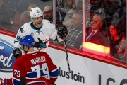 Patrick Marleau a inscrit le premier but des... (PHOTO OLIVIER PONTBRIAND, LA PRESSE) - image 2.0