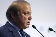 Le premier ministre pakistanais Nawaz Sharif... (PHOTO STÉPHANE MAHÉ, ARCHIVES AFP) - image 2.1