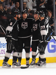 Les Kings de Los Angeles trônent au premier rang... (Photo Gary A. Vasquez, USA Today) - image 3.0