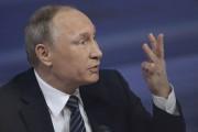 Vladimir Poutine... (AFP, Natalia Kolesnikova) - image 1.0