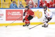 Édouard Michaud termine le tournoi avec une fiche... (Fournie par Hockey Canada Images) - image 2.0