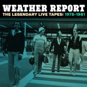 Weather Report, The Legendary Live Tapes: 1978-1981, 4 CD... - image 2.0