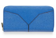 Portefeuille cuir découpes graphiques... (PHOTO TIRÉE DU SITE SIMONS.CA) - image 1.1
