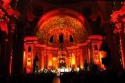 Une cathédrale pleine à craquer, des artistes talentueux,... (Photo Le Progrès-Dimanche, Mariane L. St-Gelais) - image 1.0