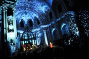 Une cathédrale pleine à craquer, des artistes talentueux,... (Photo Le Progrès-Dimanche, Mariane L. St-Gelais) - image 1.1
