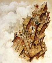 Avec un baccalauréat en architecture, rien d'étonnant que... (Image fournie par Félix Girard) - image 3.0