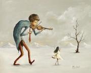 Cette image dessinée en Finlande rappelle la petite... (Image fournie par Félix Girard) - image 4.0