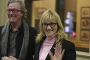 Les candidats défaits Pierre De L'Isle et Éliette... (Catherine Trudeau, La Voix de l'Est) - image 1.0