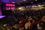 Il y avait foule, dimanche soir, pour la... (Photo Le Quotidien, Dominique Gobeil) - image 1.0