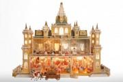 Des pères Noël miniatures s'exposent au musée Stewart... (Photo tirée du site du muséeStewart) - image 2.1