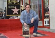 Tarantino reçoit son étoile à Hollywood (AFP, Angela Weiss) - image 2.0