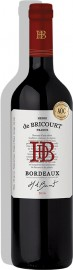 Henri de Bricourt, Bordeaux 2014, 14,99 $ (épiceries et... (PHOTO FOURNIE PAR LA SAQ) - image 1.1