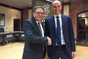 Le ministre Jean-Yves Duclos a rencontré le maire... (Collaboration spéciale, Patricia Cloutier) - image 2.0