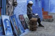 À Chefchaouen, la ville bleue du Maroc, j'ai... (La Tribune, Jonathan Custeau) - image 2.0