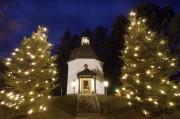 La chapelle du village d'Oberndorf, près de Salzbourg,... (AFP, Joe Klamar) - image 2.0