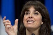 Véronique Hivon, députée du Parti québécois et marraine... (La Presse Canadienne) - image 1.1